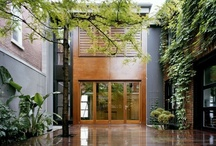 U-House | Natalie Dionne | Montreal, Canada. / http://www.ndarchitecture.com/ / by Design Life