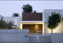 eHouse | Axelrod Architects | Tel Aviv, Israel. / http://www.axelrodarchitects.com/residential/HTML/residential_1.php / by Design Life