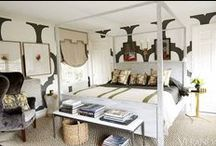 Bedrooms / Designs and decor around bedrooms only.
