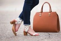 WEAR - Handbags / Must have handbags.  / by Hairspray and HighHeels