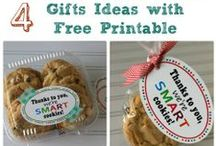 MAKE - Gifts  / Easy handmade gift DIY & craft projects. / by Hairspray and HighHeels