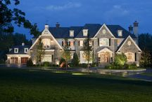 New House: Exteriors / by Nicole