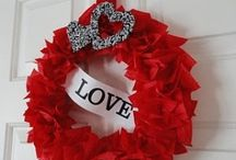 L♥ve is in the Air / Valentines Day ideas