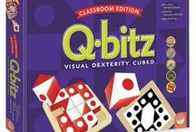 For the Classroom / Classroom demos, games for groups and enrichment activities that students will love!