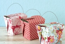 Hobbie: It's a wrap (Gift Wrap) / This board is full of package ideas for gifts.