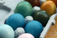 Easter ideas / by Amyie Kao