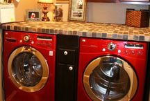 Laundry Time! / No one likes to do laundry, so why not have a kool place to do it in?