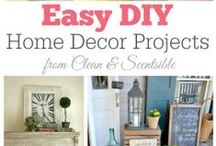 MAKE - Craft Projects  / Easy DIY & craft projects. / by Hairspray and HighHeels