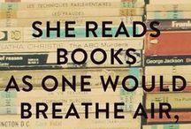 Books / by Riley Shipman