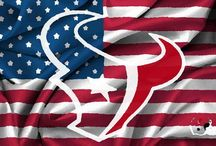 Houston Texan / TEXANS all the way!