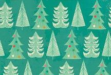 Holiday art and pattern inspiration