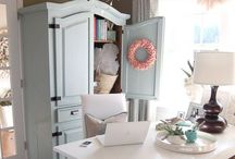 For moms scrapbook room / by Addee Davis Neilson