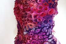 Inspirational Textiles and Textile  Artists