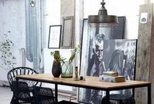 workspace / studio / artist / maker studio and work space inspiration for a creative life