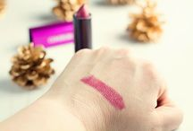 BEAUTY - Lipstick / Lipstick swatches, tips, tricks, and more.  / by Hairspray and HighHeels