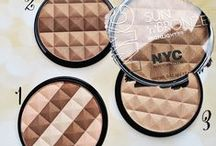 BEAUTY - Bronzer / Bronzer swatches, tips, tricks, and reviews. / by Hairspray and HighHeels