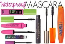 BEAUTY - Mascara / Best mascara products from drugstore beauty to highend brands.  / by Hairspray and HighHeels