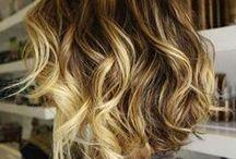 Hairstyles / by Amy Schleicher Nickell