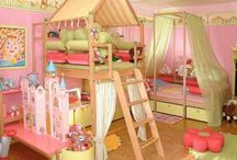 Arabella's Bedroom / by Amy Schleicher Nickell