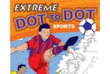 Extreme Dot to Dot / Mind-blowing dot to dots! Exercise the left and right sides of your brain at the same time with these complex puzzles that are wildly rewarding to finish.