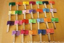 Preschool Activities / by Amy Schleicher Nickell