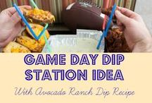 EAT - Game Day  / Easy game day recipes. / by Hairspray and HighHeels