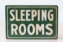 bedrooms - modern / rustic / dream bedroom inspiration for green living