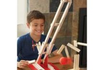 Brainy Toys for Ages 8 and Up / Games, Toys, Craft Kits and More!