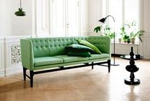 eclectic home / bold, bright, eclectic and bohemian home inspiration