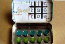 ...Save Those Altoids Tins! / by Karrieann