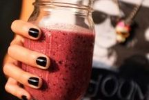 smoothie recipes / delicious smoothie recipes - fruit, green, healthy