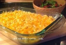 Mac and Cheese / by Gerri Sjoland