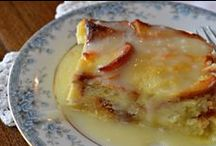 Esther's Bread Pudding... / In memory of Esther Viola Bohne Crafton. My husband loved his gramdma's cooking, especially her Bread Pudding. ╰✿ Bread Pudding Recipes ✿╮ / by Ar Families