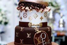 3 Tier Cakes