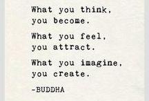 words of wisdom / by Kelly Grafeld