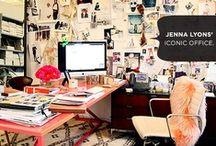 office / by Kelly Grafeld