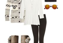 fashion: outfits / by Sarah Bearden