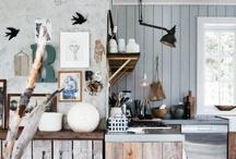 where we CREATE / Creative spaces, art studios, craft rooms, hobby rooms