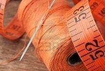 masion en ORANGE / Orange color inspiration & palettes