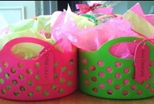 Gift Baskets / by Rita Courson