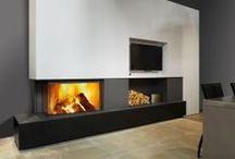 Lareiras e Stoves - Fireplaces & Stoves / Lareiras, Fireplaces, stoves.  / by Paxma Imports