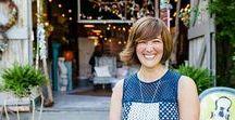 WWC Business Women / Business women & entrepreneurs featured in Where Women Create