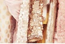 Champagne Ice / Champagne color inspiration & palettes