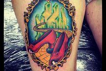 tattoos / by samantha sears