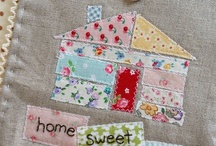 placemats, mug rugs, potholders, dish towels, oven mitts, pillows, pincushions, table runners and coasters, oh my / by I Quilt Fast