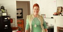 WWC DIYers / DIYers featured in Where Women Create magazine