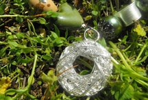 Joy Gems Jewelry and Crafts / Please visit my website for these lovely pieces of Jewlery and Wreaths!  / by Joy Gems