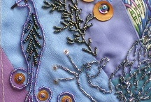 Crazy for Crazy Quilts, embroidery and beading / by I Quilt Fast