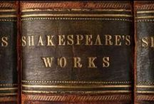Shakespeare / by Jeanette Thomas