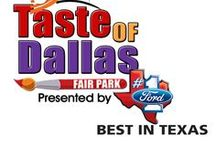 """Taste of Dallas / The largest tasting event in DFW. Prepare your palate for a weekend of culinary delights from Dallas' top chefs and most popular restaurants – not to mention the resource filled health & wellness area, fantastic music, plenty for the kids to do, and lots to shop, eat and see. Text TASTE to 63566 to download the BestBuzz app and use it to """"scan the man"""" (the chef) in the picture to enter our Image Recognition experience and WIN! / by BestBuzz"""